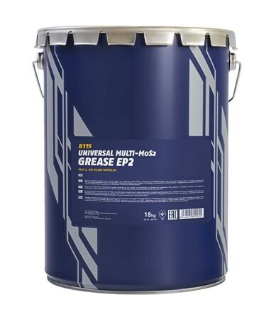 Mannol Universal Multi-MoS2 Grease EP-2 (18 кг)